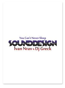 Ре-дизайн логотипа для Ivan Nrav и Dj Greck