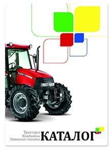 Эскиз обложки для каталога компании Интертехника