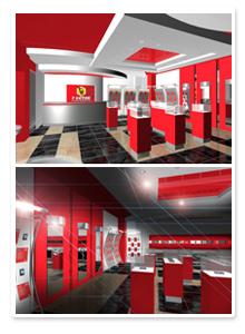 Дизайн-проект салона 7-соток