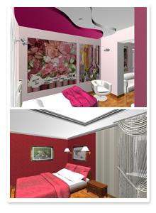 Проект интерьеров частного дома_1
